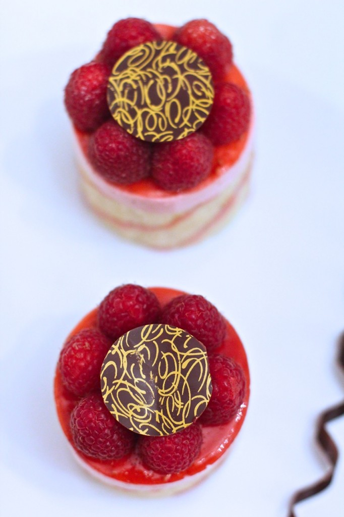 Thought your days of having a gorgeous french Entremet was over? Fret no longer!