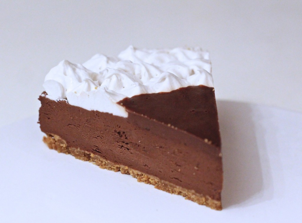 Chocolate Bavarian Cheesecake