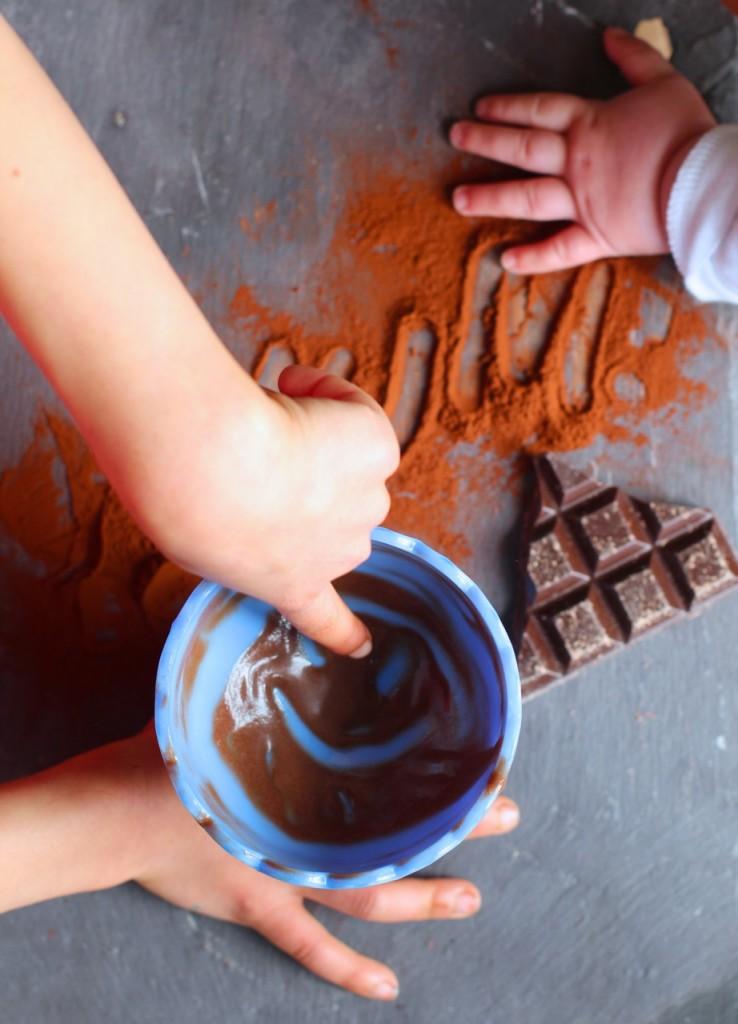 Yum Vegan Chocolate Ice Cream (VEGAN, egg free, dairy free, Plant based) Sign up to Plantified.com to get a FREE VEGAN AQUA FABA MOUSSES RECIPE E-BOOK